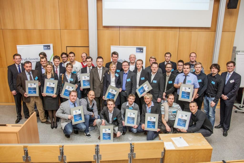 Gruppenfoto Stufe 1 des BPW 2012/ 2013