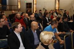 Viele Gäste waren gekommen – sie wollten wissen, was einen guten Unternehmer ausmacht
