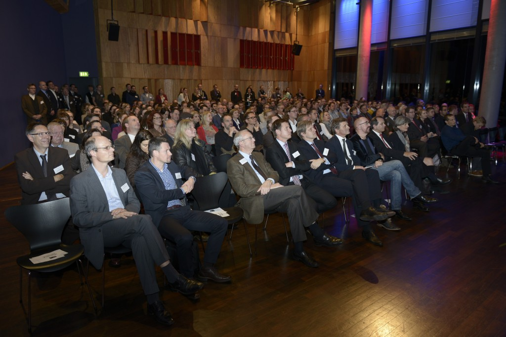 Allein in Köln folgten über 200 Gäste der Einladung zur Auftaktveranstaltung.