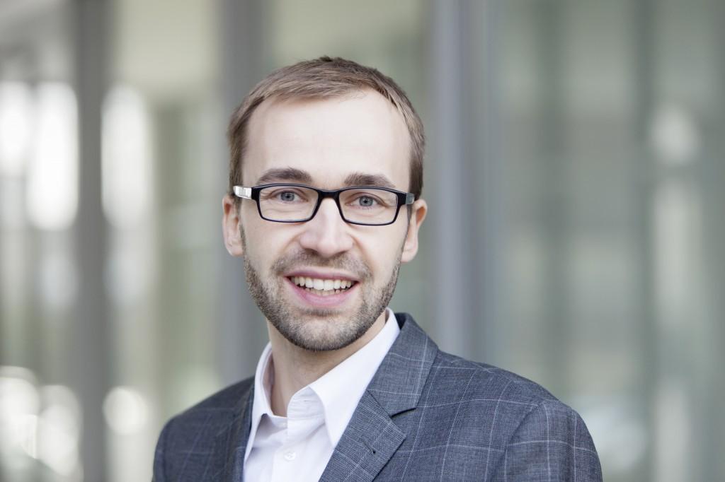 Hendrik Sämisch von Next Kraftwerke