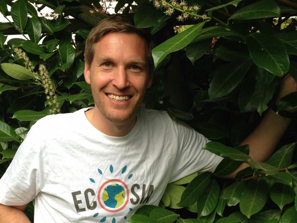 Tim Schumacher unterstützt junge Start-ups