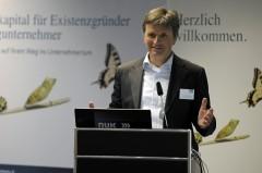 NUK-Vorstand Dr. Dietrich Gottwald