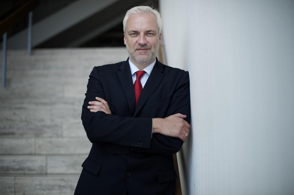 NRWs Wirtschaftsminister Garrelt Duin ist Schirmherr des NUK-Businessplan-Wettbewerbs (Quelle: MWEIMH/ Hojabr Riahi)