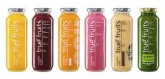 """Zu den """"true fruits"""" gehört seit Neuestem auch der green smoothie."""