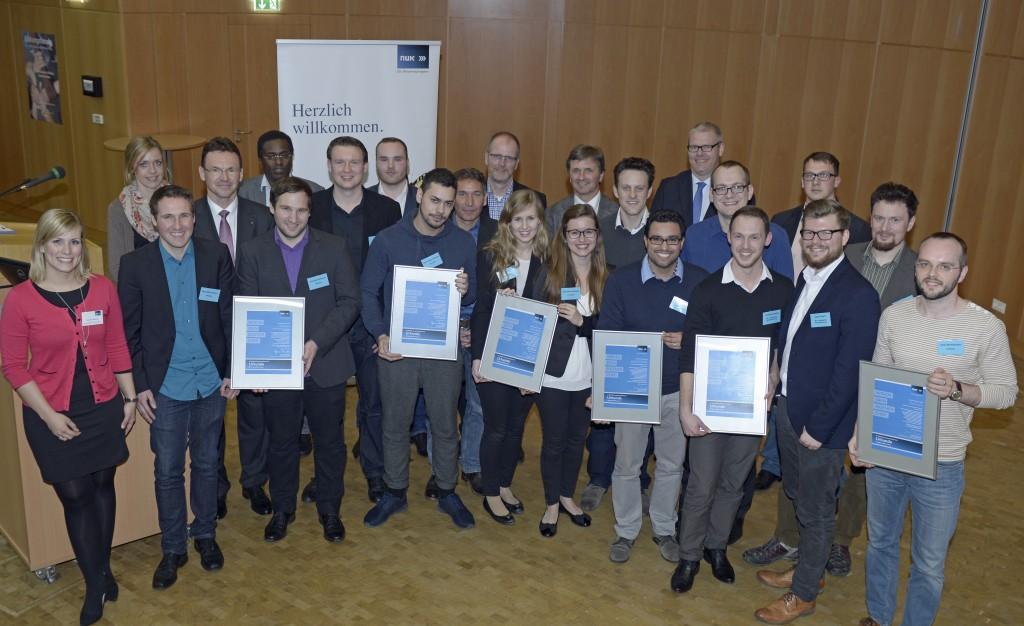 Preisträger Gruppe