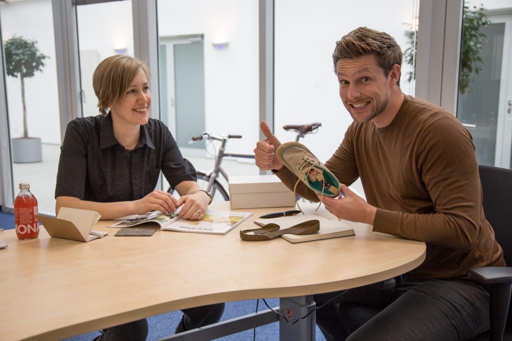 Auch die Mentoren profitieren vom Mentoring, erzählt Sven.