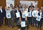 Gründerpitch und Prämierungsfeier Stufe 1: Die Rheinländer können Innovation