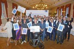 Sie konnten überzeugen: Die Finalisten des 21. NUK-Businessplan-Wettbewerbs