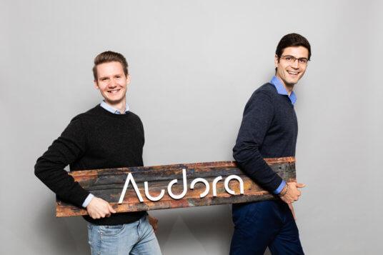 NUK Businessplanwettbewerb Audora