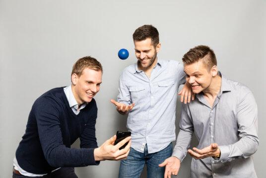 NUK-Businessplan-Wettbewerb dynAmaze Team